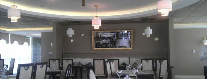 Amareddine is one of Restaurants in Baku (my suggestions).