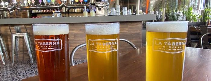 La Taberna Minerva is one of Juan Antonioさんのお気に入りスポット.