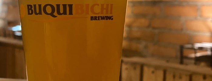 Buqui Bichi Brewing is one of Fernandaさんのお気に入りスポット.