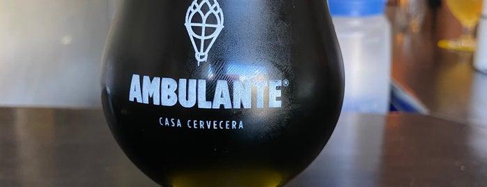 El Puesto Ambulante is one of Mexico.