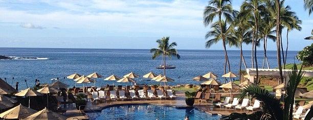 Four Seasons Resort Lana'i is one of Hawaii.