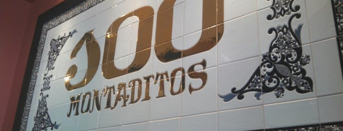 100 Montaditos is one of Coral Gables Recommended Weekday Lunch Spots.