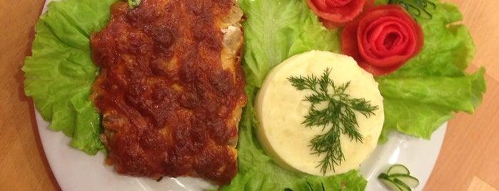 Школа кулінарії «Al.Cuisine» is one of Dmitry : понравившиеся места.