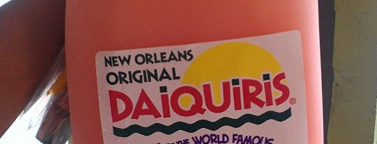 New Orleans Original Daiquiris is one of New Orleans 2019.