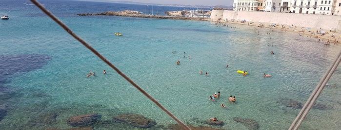 Scoglio delle sirene is one of Tempat yang Disimpan maxi_b.