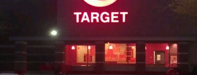 Target is one of Lieux qui ont plu à Andy.