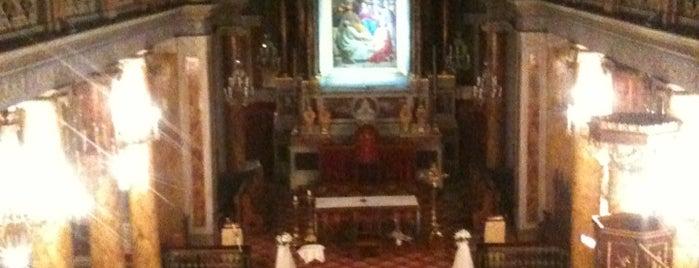 St Esprit Kilisesi is one of Tempat yang Disimpan ⚓️Claude.