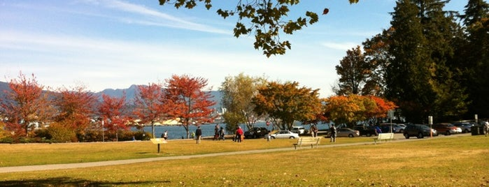 Stanley Park is one of World Heritage Sites!!!.