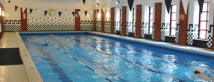 The Sporting Club at the Bellevue is one of Phila Lemon Run.