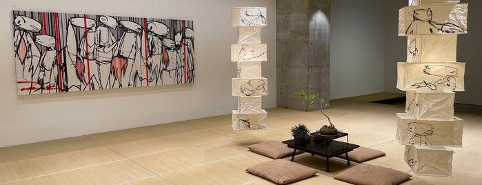 Kaikai Kiki Gallery is one of Tokyo Sites.