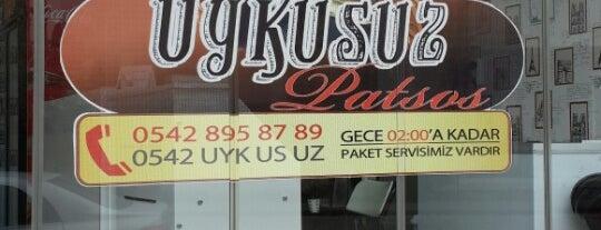 Uykusuz Patsos is one of Fatih 님이 좋아한 장소.