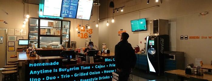 BurgerIM is one of Posti salvati di Chris.