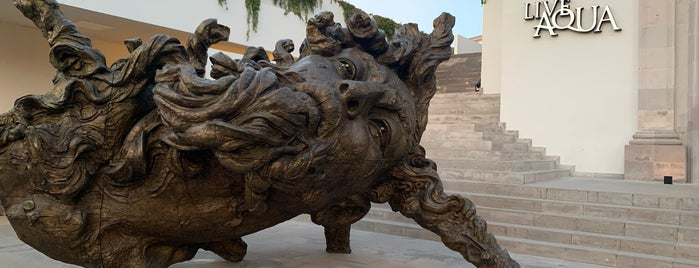 Live Aqua San Miguel De Allende is one of Orte, die Jhalyv gefallen.