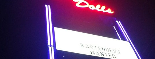 Satin Dolls is one of Joisee (New Jersey) / NYC Suburbs.
