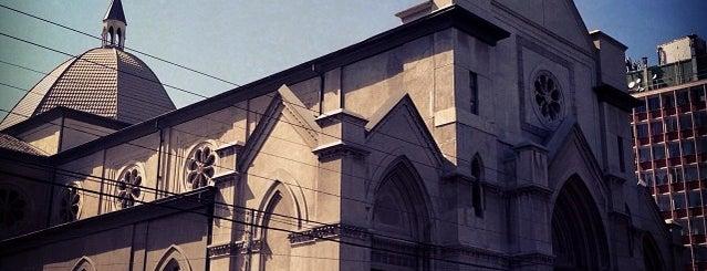 Catedral de Valparaíso is one of Valparaiso / 2013.