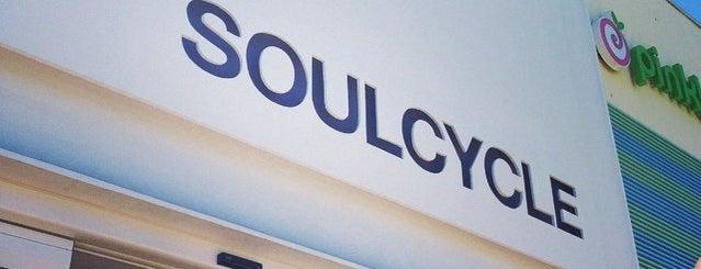 SoulCycle Palo Alto is one of Lieux qui ont plu à Alberto J S.