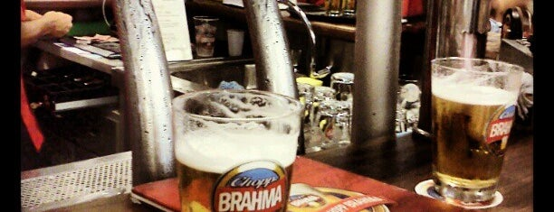 Quiosque Chopp Brahma is one of ja fui.
