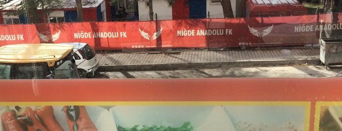 Niğde Belediyespor Tesisleri is one of Orte, die Yunus gefallen.