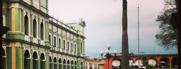 Centro Histórico is one of Tempat yang Disukai Emmanuel.