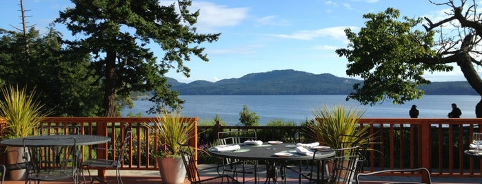 Inn at Ship Bay is one of Relax, it's Orcas.