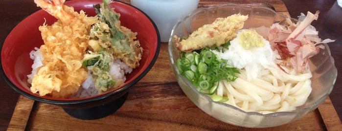 うどん およべ 清輝橋店 is one of + Okayama.