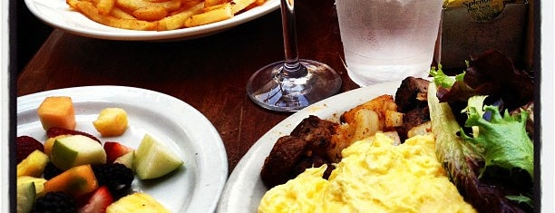 Essex Restaurant is one of The Best Boozy Brunches in New York.