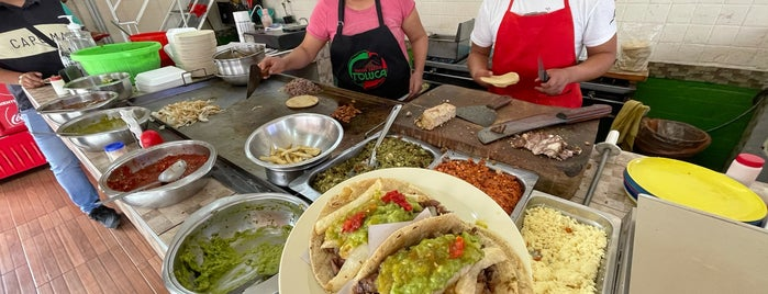 Ricos Tacos Toluca is one of Dilicious.