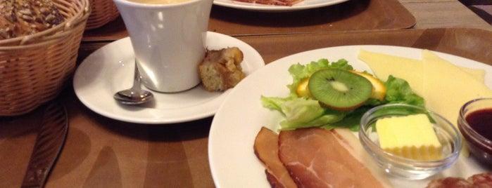 Siebenkorn Cafes