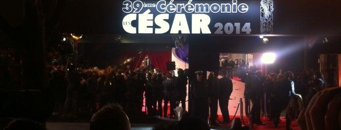 Les César 2014 is one of Locais curtidos por Adam.