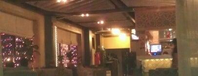 Fusion Cafe Чайхана is one of Tempat yang Disukai Tahir.