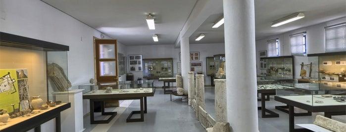 Museo Arqueologico is one of Que visitar en la provincia de cordoba.