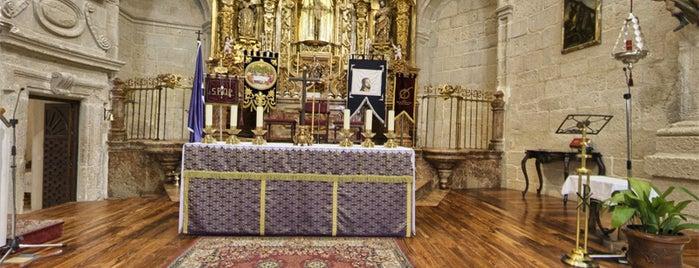 Iglesia Parroquial de Santiago Apostol is one of Que visitar en la provincia de cordoba.