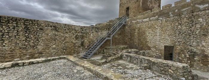 Castillo de Iznajar is one of Que visitar en la provincia de cordoba.