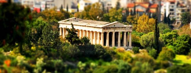 Templo de Hefesto is one of Viaje a Grecia.