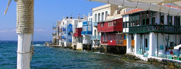 Little Venice is one of Viaje a Grecia.