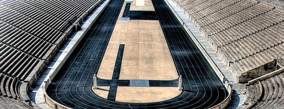 Panathinaiko-Stadion is one of A local's guide: 48 hours in Athens.