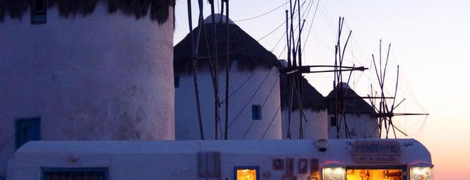 Windmills is one of Viaje a Grecia.