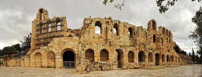 Teatro de Dioniso is one of Viaje a Grecia.