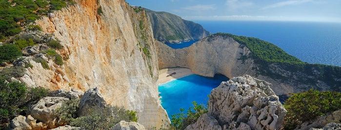 Navagio is one of Viaje a Grecia.