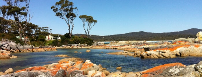 Bay Of Fires is one of Tourism.