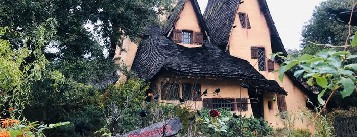 The Witch's House is one of if you're ever in ____.
