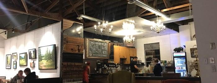 John Galt Coffee Company is one of Orte, die Hiroshi ♛ gefallen.