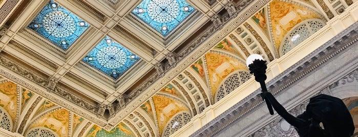 Thomas Jefferson Library is one of Bart Bikt: Washington.
