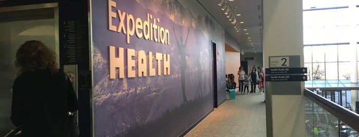 Expedition Health at the Nature And Science Museum is one of Chellyさんのお気に入りスポット.