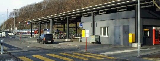 Bahnhof Ziegelbrücke is one of schon gemacht 2.