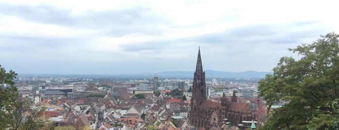 Schlossberg is one of Freiburg.