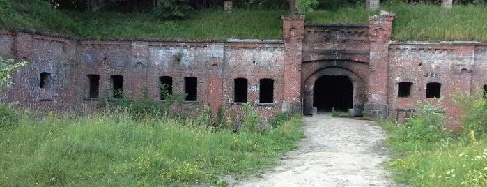 Форт № 3 «Король Фридрих Вильгельм I» is one of Lugares favoritos de Vyacheslav.