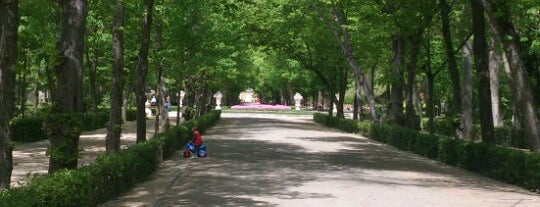 Jardines del Príncipe is one of Angelさんのお気に入りスポット.