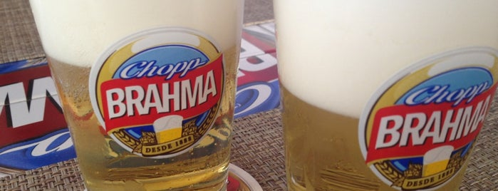 Quiosque Chopp Brahma is one of Bares, Botecos e Caldinhos.