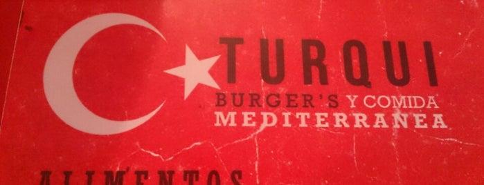 Turqui Burguers is one of xtc.